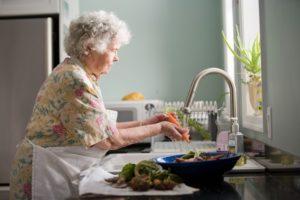 zorg voor woningen voor langer thuiswonende ouderen